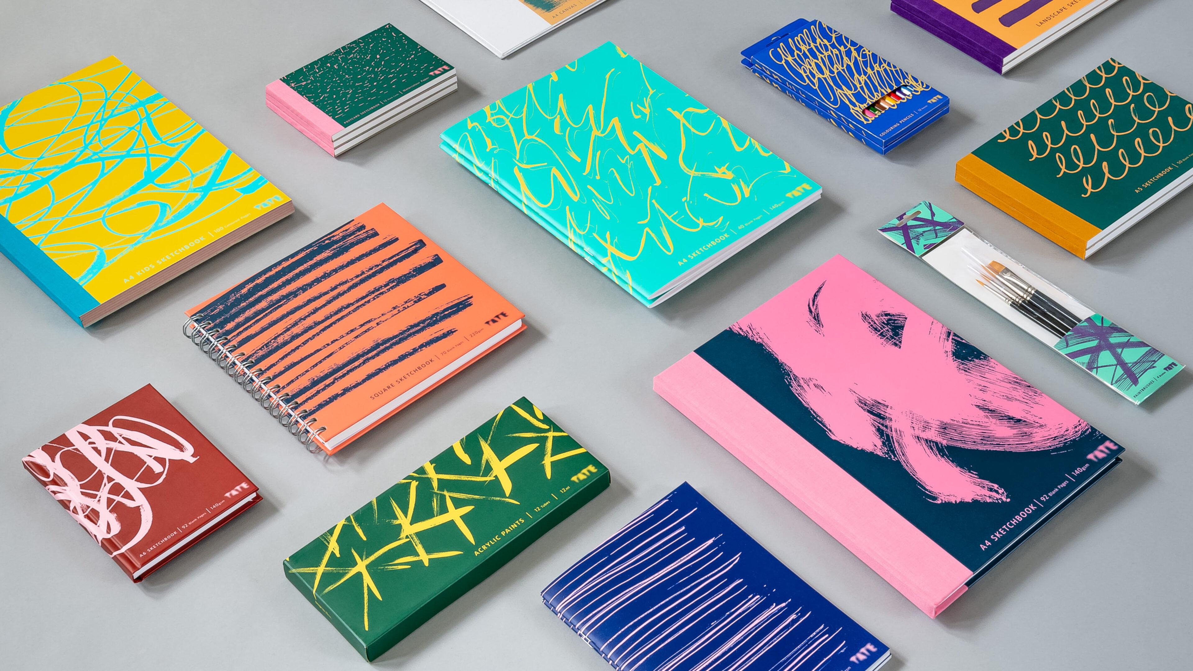 Tate art materials