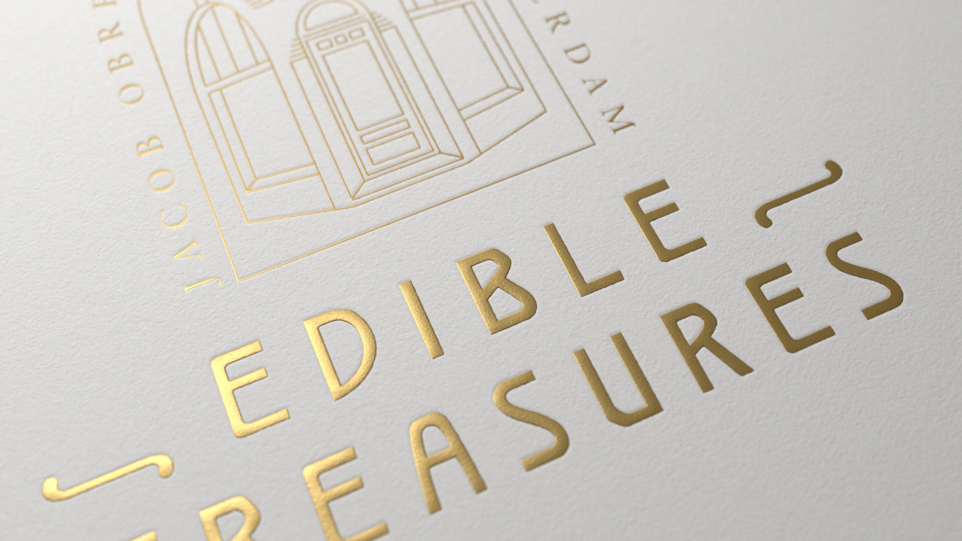 Edible treasures logo thumbnail image